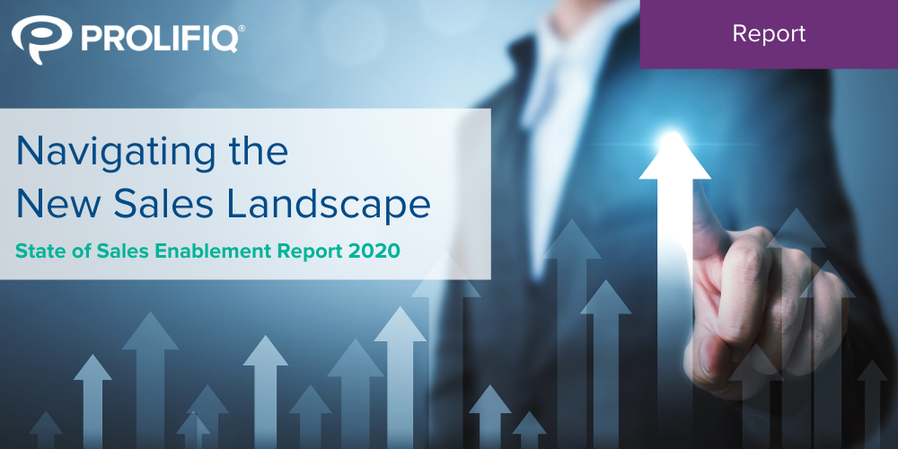State of Sales Enablement Report 2020